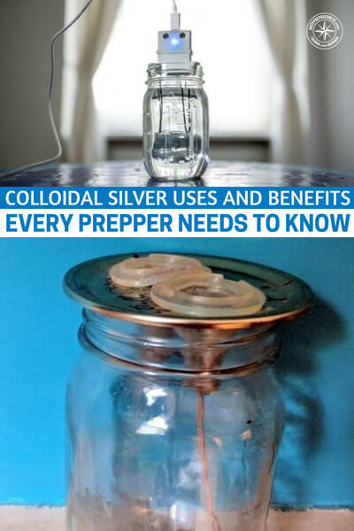 Colloidal Silver Uses And Benefits Every Prepper Needs To Know - That is just the way of life for those people now. Once you get far enough down the silver rabbit hole you can start to understand just how effective silver is outside of the barter and economic system.