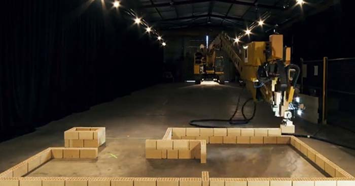 Meet Hadrian, The Brick Laying Robot That Will Make Construction Workers Obsolete - This article is about one such example of the automation that is coming. How many more robots just like this one are going to come and eliminate jobs while people will be left to figure out how to take care of themselves?