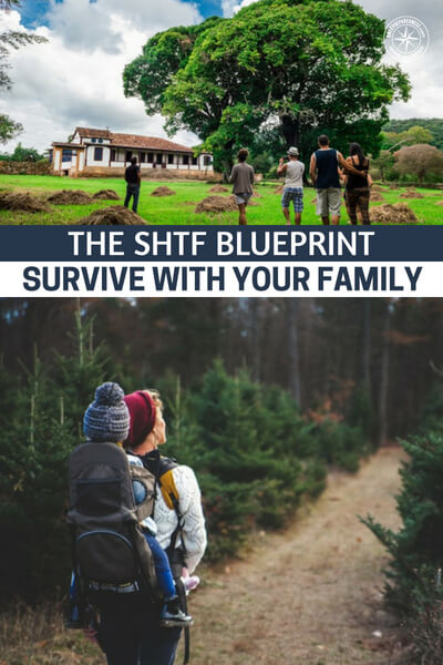 The SHTF Blueprint – Survive with your family - If we are left to this fate than we better put plenty of effort into being good at it! We better have ourselves blue print and be ready to take action. This is a great little article on just that topic. It will rouse you a bit and we all need that.