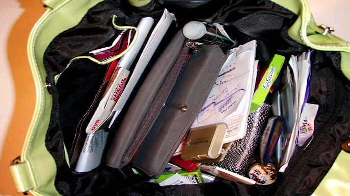 Top 15 Smart Prepper Gear My Wife Keeps In Her Purse - You will read about 15 of the prepper items that are in this author and broadcasters wife's purse. This is a very interesting little package and its here to not only inspire the women who carry a purse but the men who also need to up their game on what they carry each day.