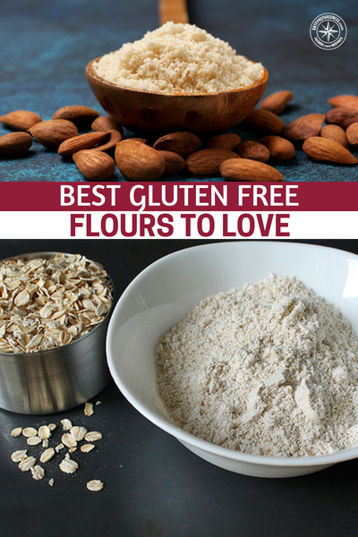 Gluten Free Flours are a Thing - If you're gluten sensitive or intolerant, or worse, have celiac disease, the good news is that you no longer have to go without your favorite baked goods. If you like to bake, then you're in luck because there are many options in gluten free flours today.