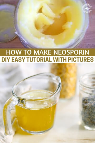 How To Make Neosporin – DIY Easy Tutorial With Pictures - What can you do to battle that. Well, we have an article about making your own Neosporin. It is a fantastic DIY with tutorial with pictures. Maybe you don't store the Neosporin but the ingredients to make the Neosporin,