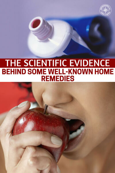 The Scientific Evidence Behind Some Well-known Home Remedies - If you are into this sort of thing you need to check out this article. It will blow you away. You know, not many people like to argue and prove their lifestyle to be sufficient. Still, there are so many situations where natural healing falls under fire.