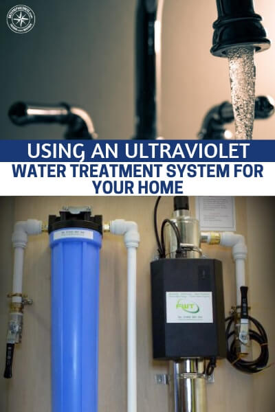 Using an Ultraviolet (UV) Water Treatment System for Your Home - This article is about one such technology. It is focusing on the use of UV water treatment to treat your home water supply.