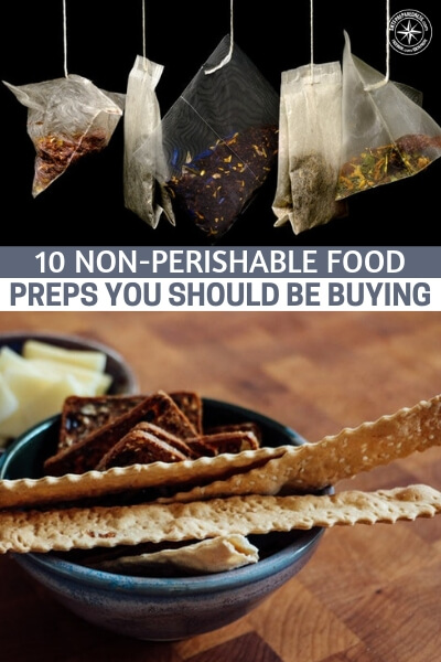 10 Non-Perishable Food Preps You Should Be Buying Every Month - Its also important to mention that its not a product of paranoia. You might think I don't wanna be thinking about he end of the world all the time! You will be thinking about living a more self reliant lifestyle. This article about 10 non perishable food preps you should be buying every month is a great example of that.