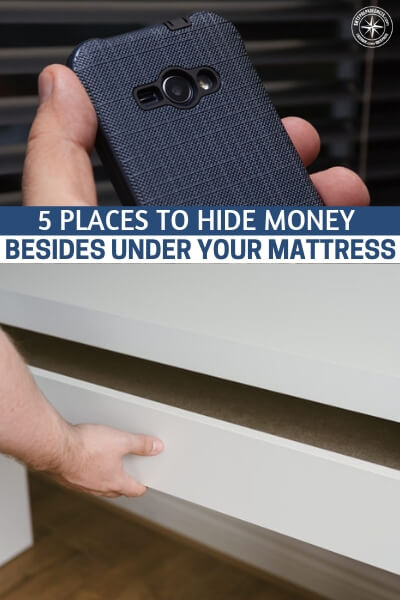 5 Places to Hide Money Besides Under Your Mattress - This is a great article about hiding money and making sure its there for you when the time comes. You are going to need that. Without cash you could be beholden to other people who have the things you need. This could be gasoline or medicine. When you need it you will need it and that's when the cash comes in handy.