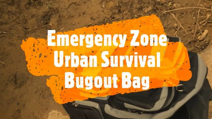 Emergency Zone Urban Survival Bug Out Bag Review