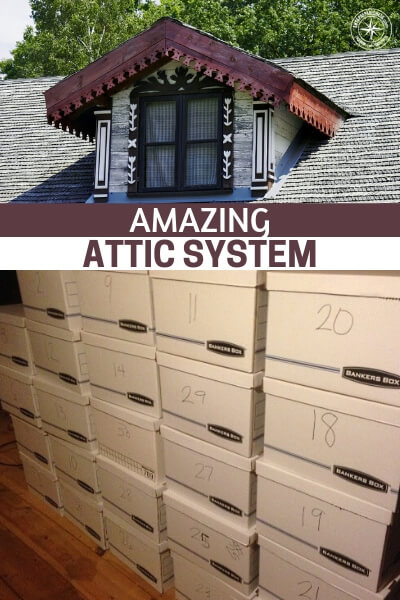 Amazing Attic System - You will find this amazing attic system to be very effective. It may be just what you are looking for. You could find that your attic is a bit of a waste to take advantage of. It may not be very big or it may not be a big help until you maximize the space.