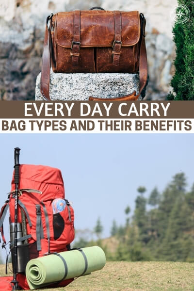 Every Day Carry Bag Types and Their Benefits - This article is going to help you explore your EDC whether you are planning on starting from scratch or if you have a plan in mind to reinvigorate your EDC. You will find that there are a great many options for what you carry and how you carry it.