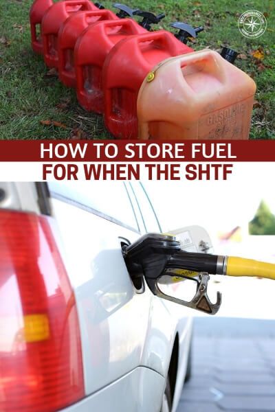 How To Store Fuel For When The SHTF - Do you know how to effectively and safely store fuel? Are you aware that these things require certain containers and rotation to assure you aren't stuck with stale fuel when you need it most. This article will outline the process and you can follow it to a T. From there you are looking at working in the right direction to hurricane preparedness.