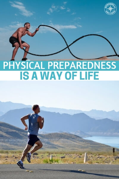 Physical preparedness is a way of life: Regular physical labor improves your health and chances of survival - This is a great article on the topic of physical fitness. Its a vital piece of the puzzle. You have to be able to deal with the physical stresses of survival. Imagine how you might feel after working all day to clear debris, fend off attackers and knowing you have to stand watch all night as well?