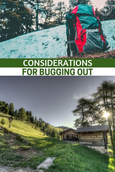 Planning Your Escape: Considerations for Bugging Out - You can use your bugout bag and maybe even your bugout process in order to escape something like a powerful hurricane, if you are on the coast. This is a great article about planning your bug out and can double as your evacuation. Be sure that you have bags for everyone and that you are prepared to go at a moments notice.