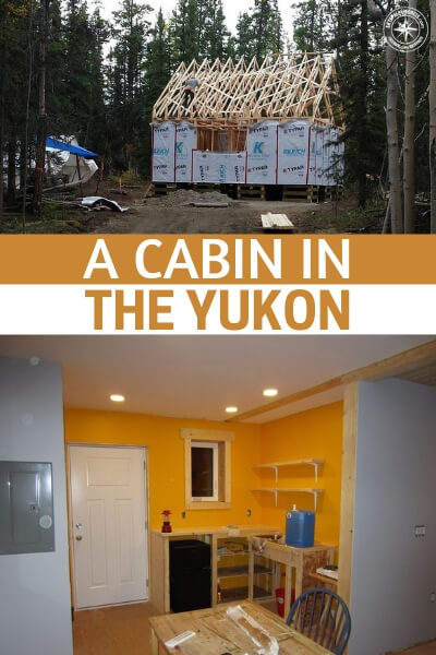 A Cabin in the Yukon - This is a great article about building that cabin. Many people make the threat to do this in a lifetime. There is a reason we should have that in our lives. Its an escape. In this modern age that might mean an escape from the ravenous hordes or it might mean an escape from a life that is tough on us all.