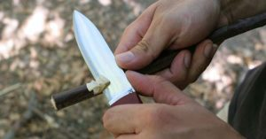 Whittlin' the Day Away: Best Whittling Knives - This article is a great intro to the tools you need to start your own bit of whittling. Now, you can opt for whittling small gifts because you will not necessarily need to whittle rifle stocks and the like.