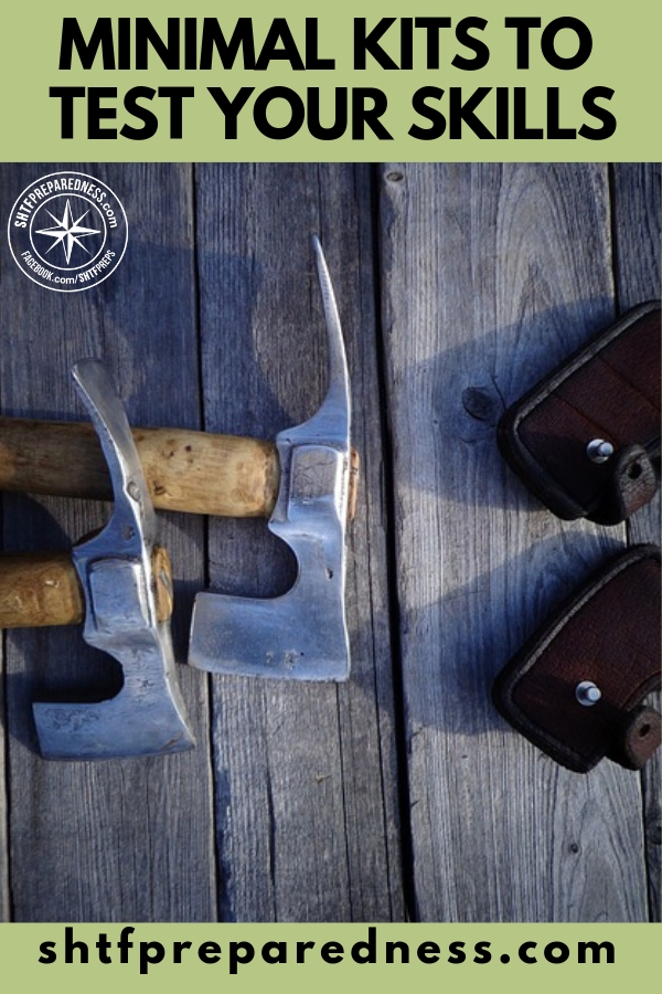 How does a prepper grow? How does a survivalist get to a point where their skills have increased enough to really get the job done with less? Well, you can never really find out of you are not always trying new things.
