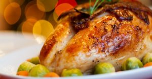 Preparing for Thanksgiving - Outside of the bacteria bird you also need to be careful with leftovers. Don't leave the food out too long and be sure that you have enough space in the fridge to keep everything cool. Lets not open the Christmas season with a good food borne illness!