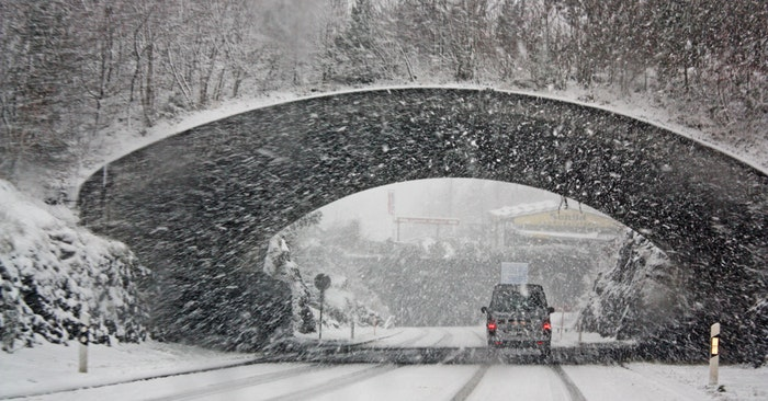 Why aren't we prepared for snow. For those areas that have any potential for snow and ice, we need to be prepared for it.