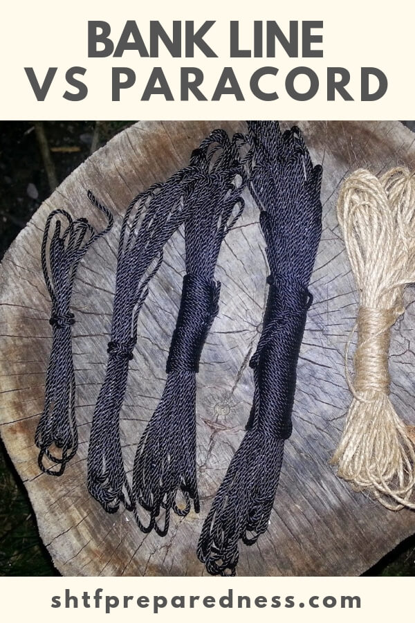 Cordage is an important part of any survivors toolkit.