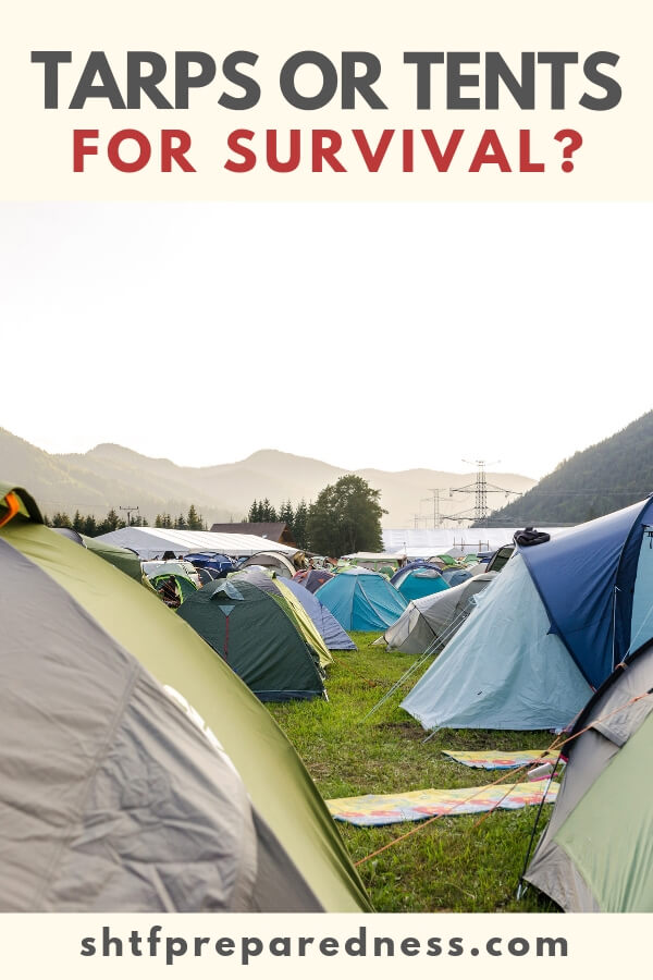 When you think about hiking and camping you probably thing about your tent or your tarp.