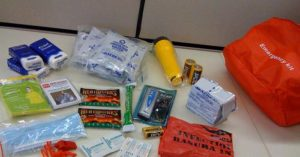 One of the best first steps you can take as a prepper is to build your first emergency kit.
