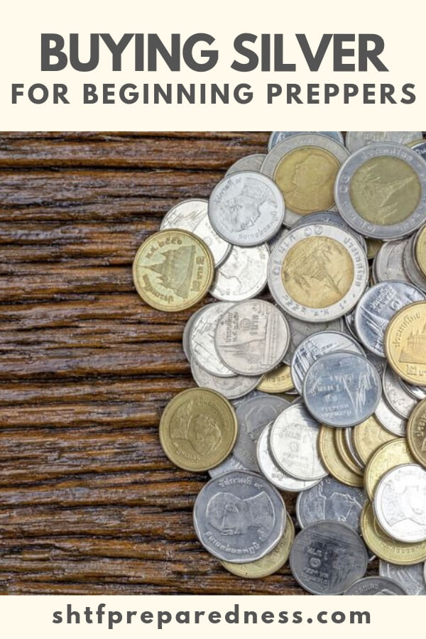 Buying silver is certainly not the first step you should take when you start down the path towards a life of preparedness.