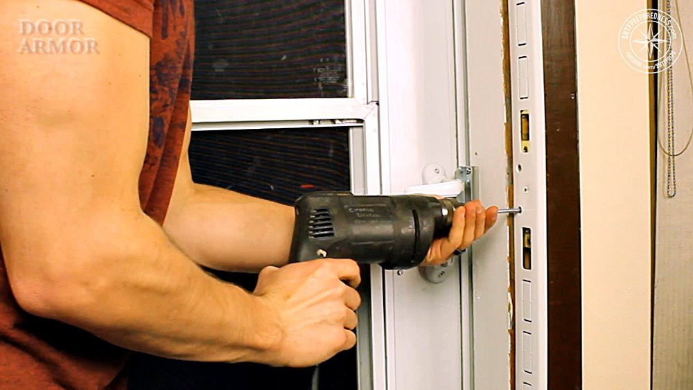 Door Armor Review - Door Armor reinforces weak points on your door and frame and helps secure your door from being kicked in by home invaders or thieves.