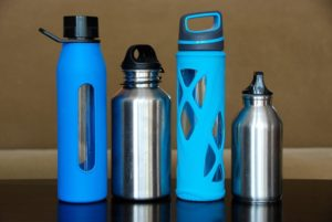 While the white-hot debate, when it comes to water in survival, is about filters, there is a lot to be said about container as well. What type of container are you carrying your water around in?