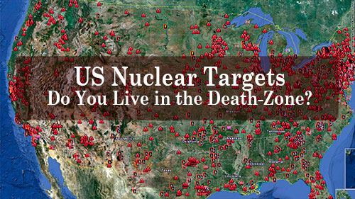 Do you live in a nuclear danger zone?