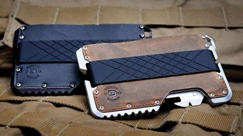 A Minimalist Tactical Wallet for Preppers