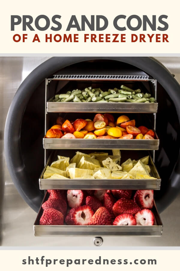One of the first steps that a prepper takes is to consider some freeze dried food storage. Its a great option to have a nice supply of food storage on hand.
