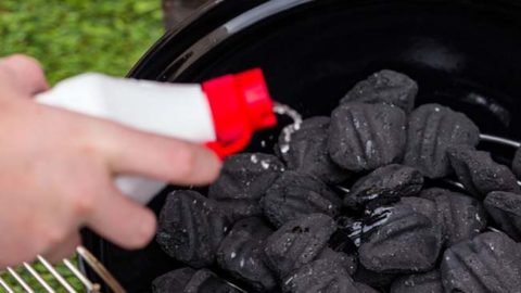Stockpiling Charcoal and Propellant