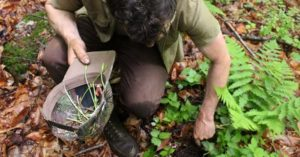 What is the point of all this bushcraft? Are we looking to find ourselves in a survival situation, are we hoping?