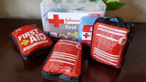 Survival Emergency Solutions First Aid Kits