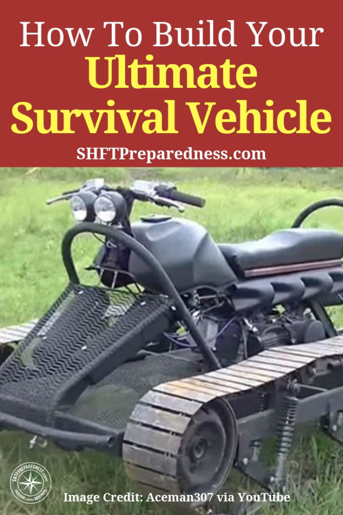 There is one thing we cannot deny about the vehicles, they are force multipliers in the survival game. If you can move faster than those around you its a big deal. A vehicle can allow you to bugout faster. It can also push you through resource gathering in a way that people on foot will not be able to.