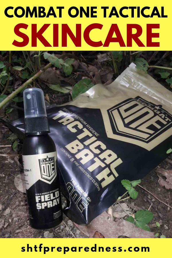 You are going to have to address personal hygiene in the field. In most cases we see preppers stocking wet ones. It's rare that we see other options.