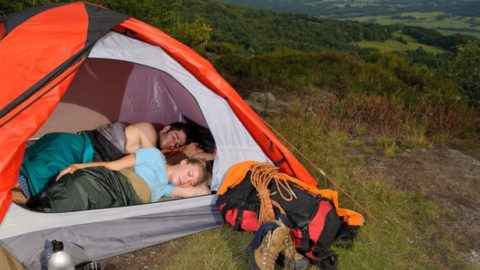 8 Tips for Getting The Best Sleep While Camping