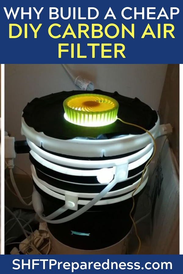Sew Your Own Carbon Air Filter for $10 - This carbon air filter is a very interesting project on its own let alone with modified. I like to consider shrinking something like this to filter a gas mask or what about filtering air into a bunker? There are a lot of possibilities once you get the base materials and process created.