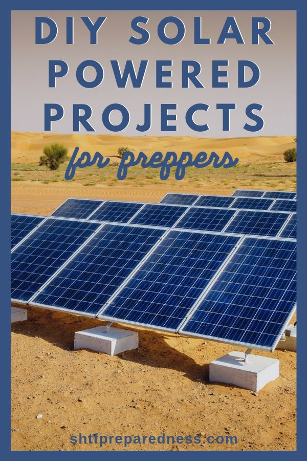 Solar powered projects