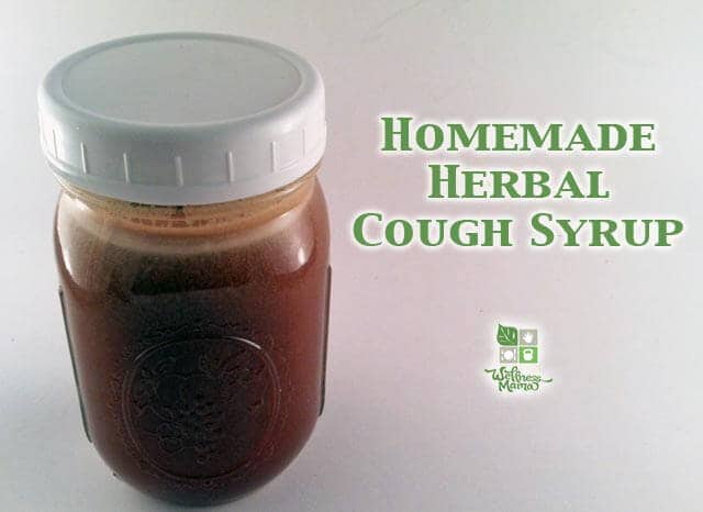Homemade Cough Syrup Recipe