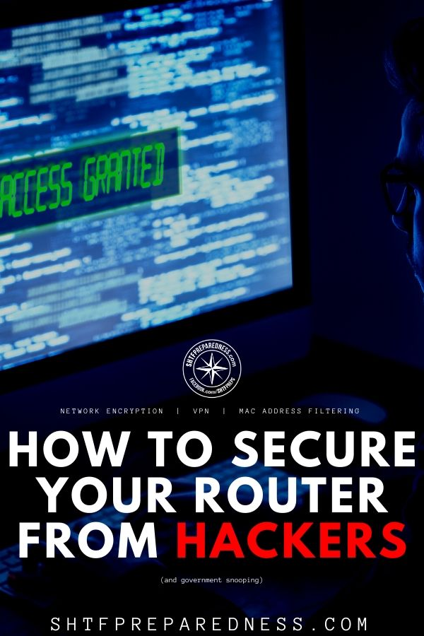 Most homes are filled with a wide range of devices that require an internet connection. This is why the internet is overflowing with hackers trying to steal your information, and the government monitoring your every move.