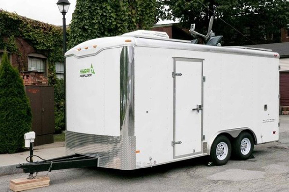 Cargo Trailers Take Off Grid Off the Radar