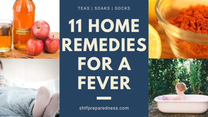 11 Home Remedies for a Fever