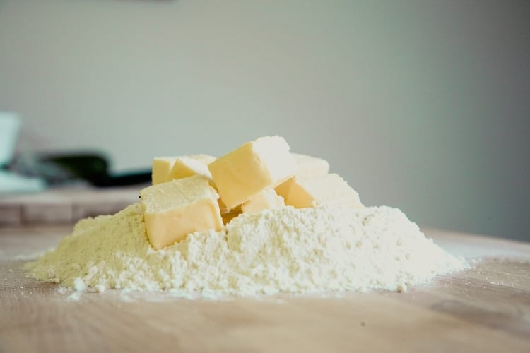 How to dehydrate butter