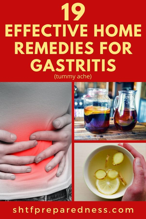 Home remedies for gastritis address the pain, bloating, nausea and put you on a healthy path of eating and exercising.