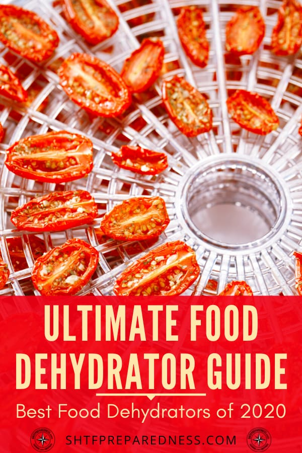 With so many different types of dehydrators on the market, you need our ultimate food dehydrator guide to choose the right one for you!