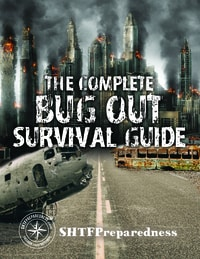 The Complete Bug Out Survival Guide Cover