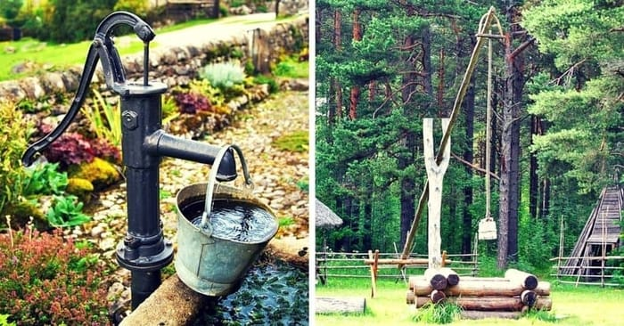 well water off grid water systems