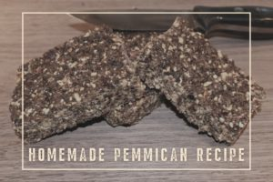 homemade pemmican recipe