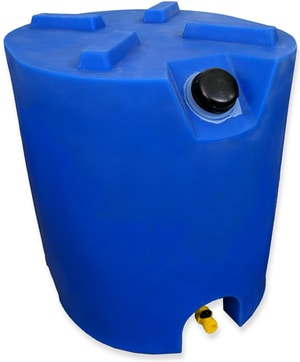 30 gallon stackable water storage