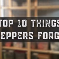 list of 10 things preppers tend to forget